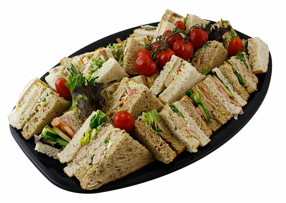Sandwich Platter Option 3